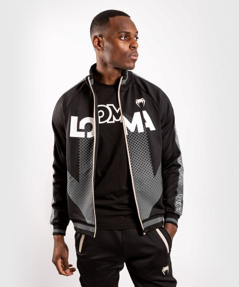 Venum Arrow Track Jacket Loma Edition - Black/White
