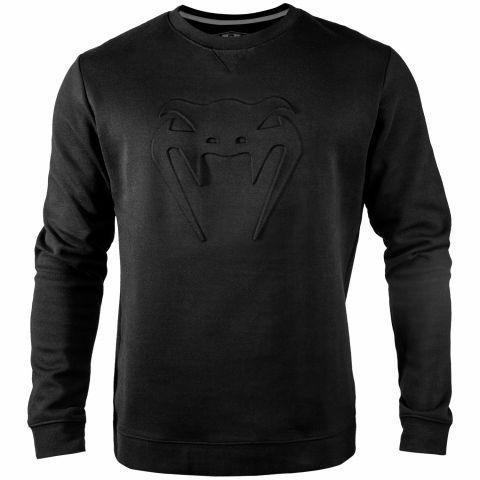 Venum Classic Hoodie - Black/Black