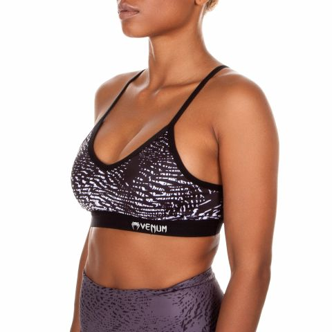 Venum Dune Sports Bra - Black/White