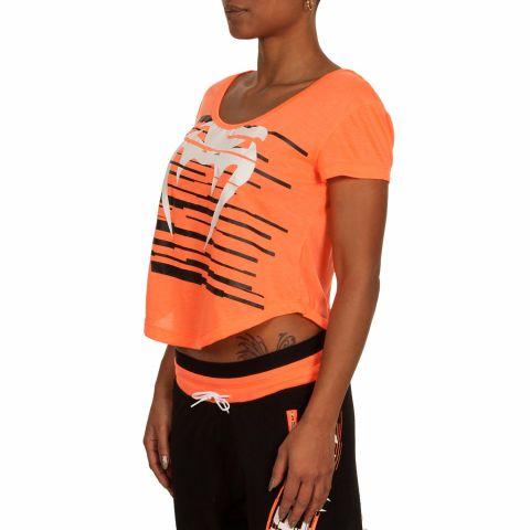Venum Reef T-Shirt - Black/Koral