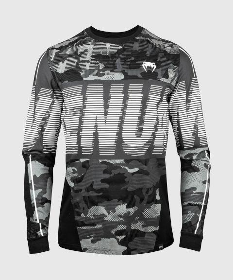 Venum Tactical T-shirt - Long Sleeves - Urban Camo/Black