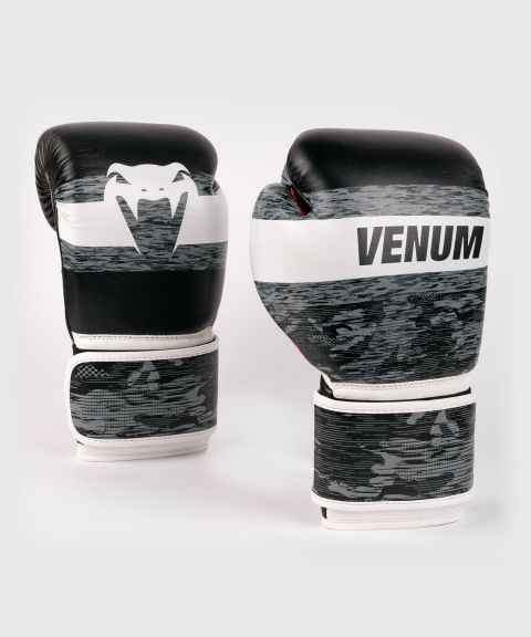 Venum Bandit boxing gloves - for kids - Black/Grey