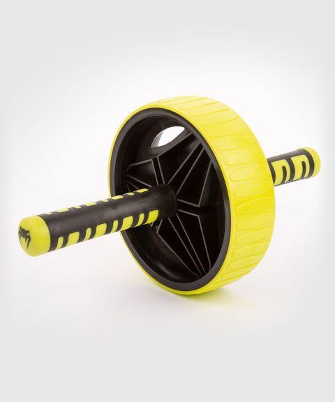 Ролик для пресса Venum Challenger - Нео-желтый/Черный
