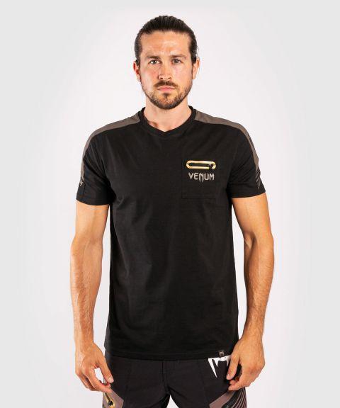 Футболка Venum Cargo  - Черный/Серый