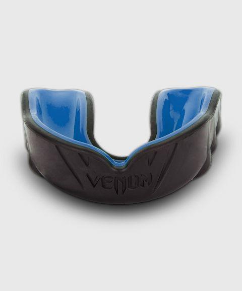 Капа боксерская Venum Challenger – черная/белая - Черный/Синий