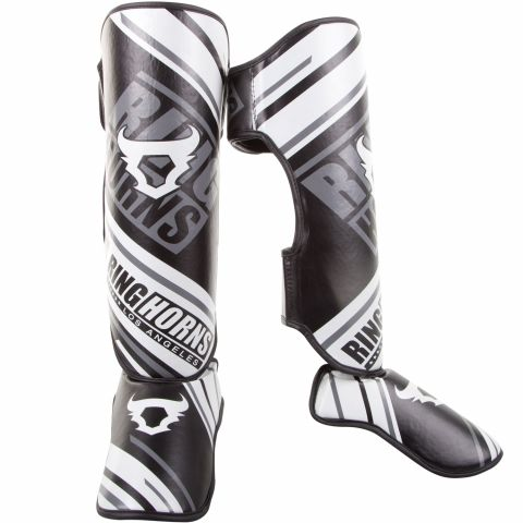 Ringhorns Nitro Shin Guards Insteps - Black