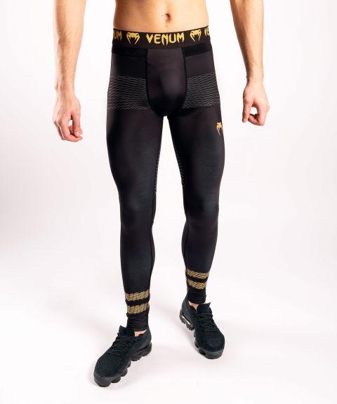 "Venum ""Club 182"" Compresssion Tights - Black/Gold"
