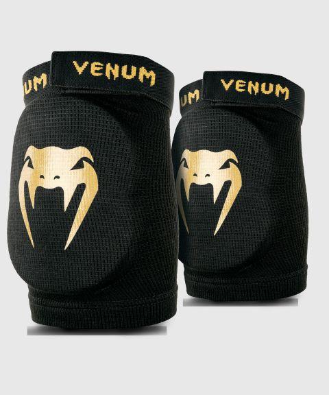 Venum Kontact Elbow Protector - Black/Gold