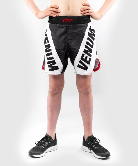Venum Fightshorts Bandit - for kids - Black/Grey