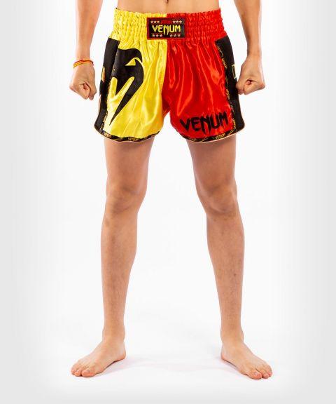 Venum MT Flags Muay Thai Shorts - Belgium Flag