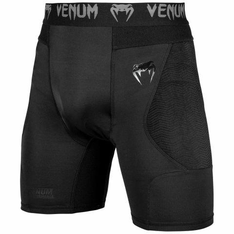 Компрессионные шорты Venum G-Fit  — черные