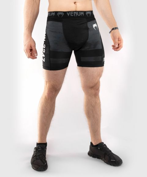 Venum Sky247 Compression Short - Black/Grey