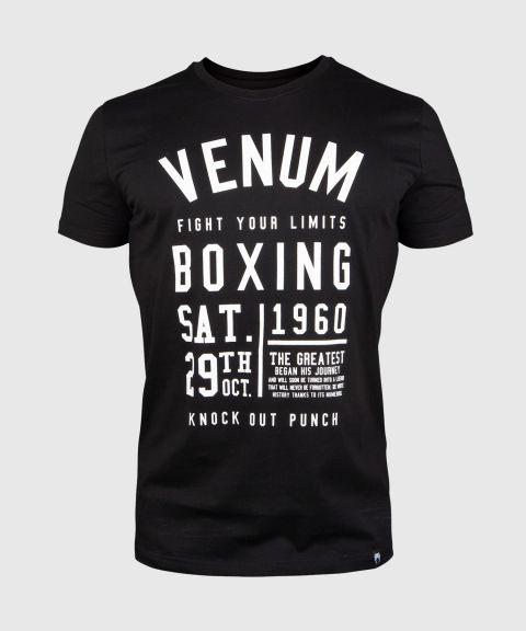 Футболка Venum Knock Out - Черный