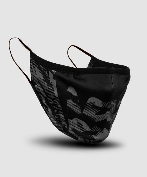 VENUM FACE MASK – DARK CAMO/GREY