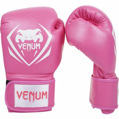 Venum Contender Boxing Gloves - Pink