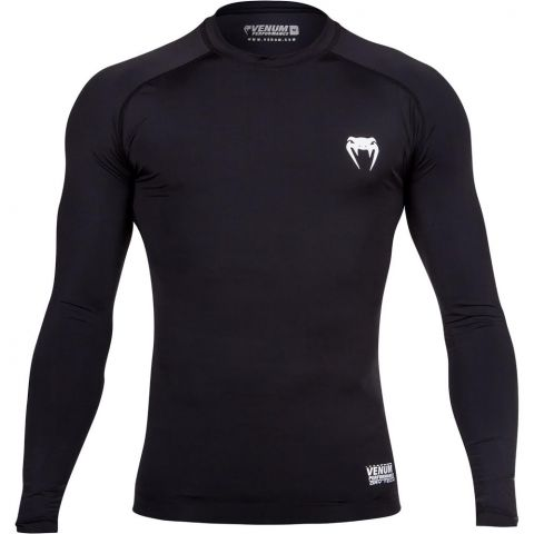 Venum Contender 2.0 Compression T-Shirt - Long Sleeves