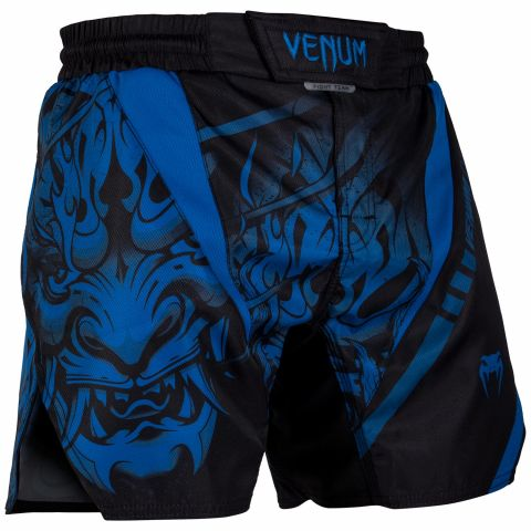 Venum Devil Fightshorts - Navy Blue/Black
