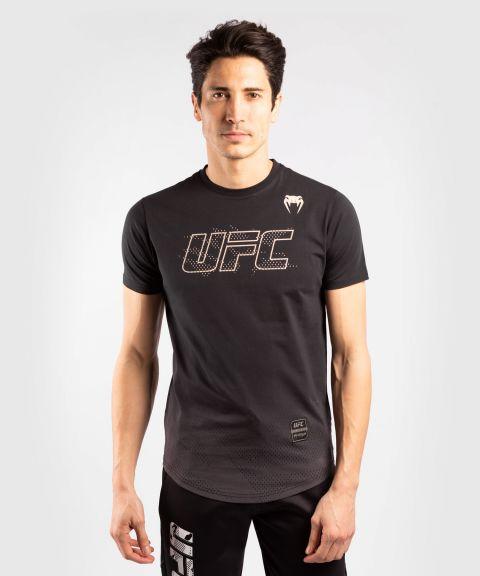 UFC Venum Authentic Fight Week 2 Men's Short Sleeve T-shirt - Black