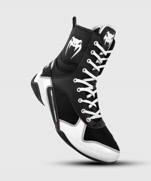Боксерки Elite Venum Elite - Черный/Белый