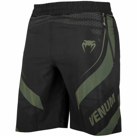 Venum Technical 2.0 Training Shorts - Black/Khaki - Exclusive