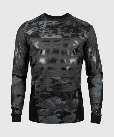 Venum Tactical T-shirt - Long Sleeves - Urban Camo/Black/Black