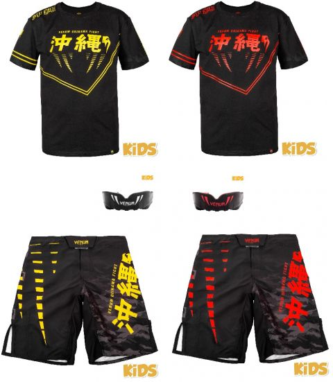 Venum Okinawa 2.0 Kids Bundle Set - 3pcs