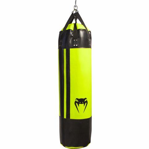 Venum Hurricane Punching Bag - 150 cm - Unfilled - Black/Yellow