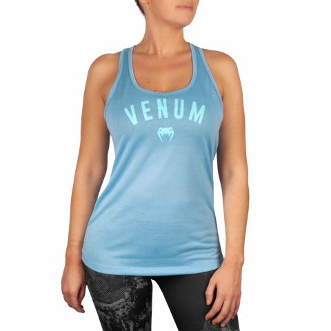 Venum Classic Tank Top - For Women - Light Cyan