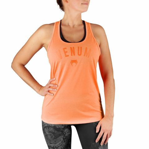 Venum Classic Tank Top - For Women - Neo Orange