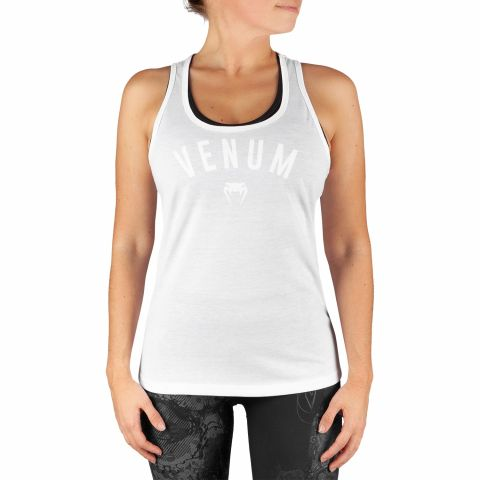Venum Classic Tank Top - For Women - White