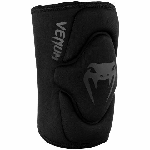 Venum Kontact Gel Knee Pad - Black/Black