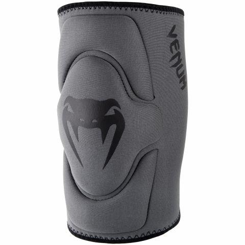 Venum Kontact Gel Knee Pad - Grey/Black