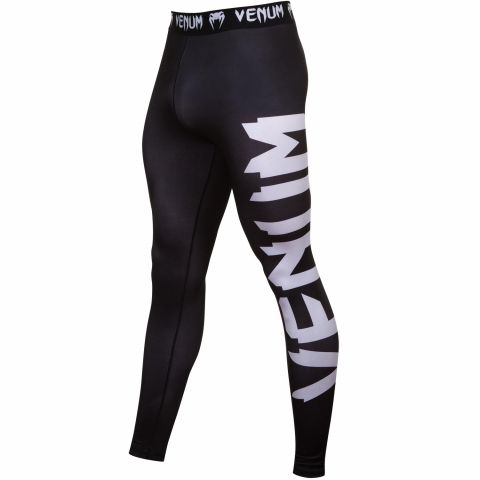 Venum Giant Compresssion Tights - Black/Ice