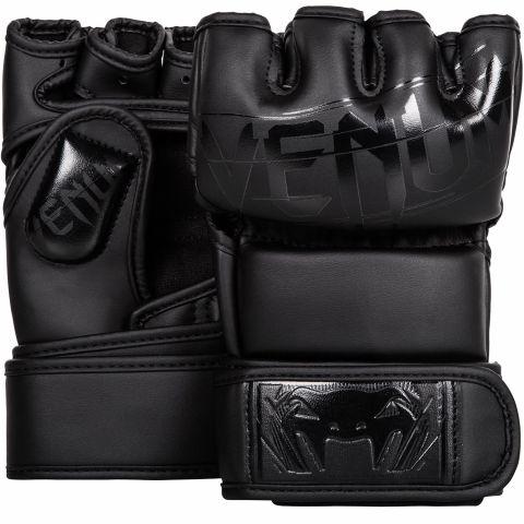 Перчатки для смешанных боевых искусств Venum Undisputed 2.0 – матовые/черные