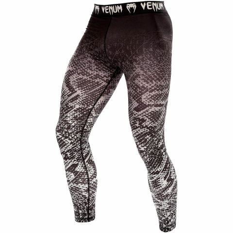 Venum Tropical Compresssion Tights - Black/Grey