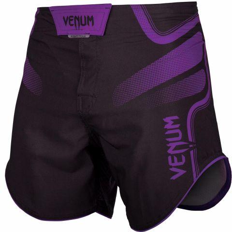 Venum Tempest 2.0 Fightshorts - Black/Purple