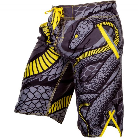 Venum Snaker Boardshorts - Yellow/Black