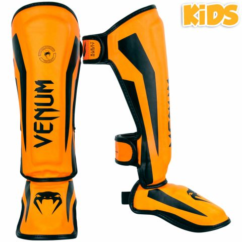 Venum Elite Shin Guards Kids - Exclusive