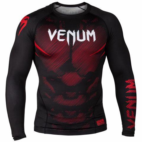 Venum NoGi 2.0 Rashguard - Long Sleeves - Black
