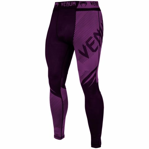 Venum NoGi 2.0 Spats - Black/Purple