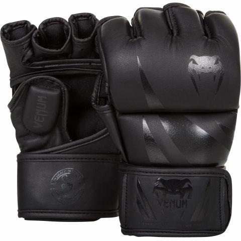 Venum Challenger MMA Gloves - Matte/Black
