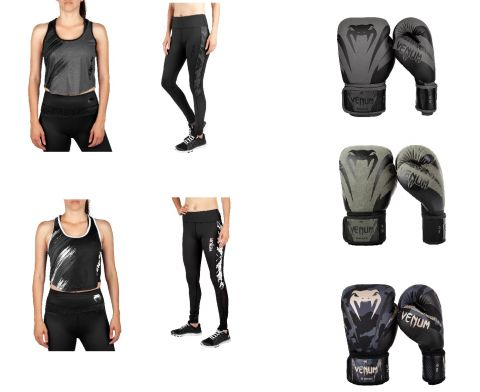 Venum Women Boxing Bundle