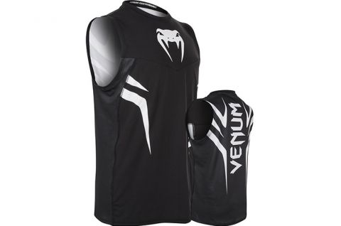 Venum Sharp 2.0 Dry Tech™ T-shirt - Black/Grey