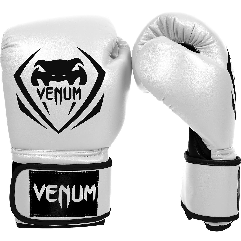 Venum Contender Boxing Gloves - Ice - 10 Oz