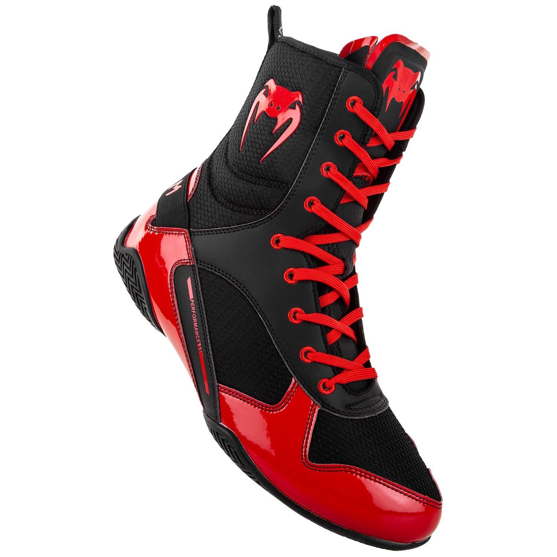 Боксерки Elite Venum Elite - Черный/Красный