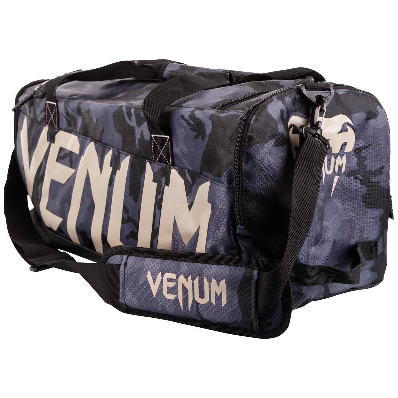Venum Sparring Sport Bag-Dark Camo
