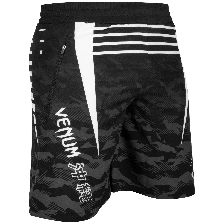 Venum Okinawa 2.0 Training Shorts - Black/White