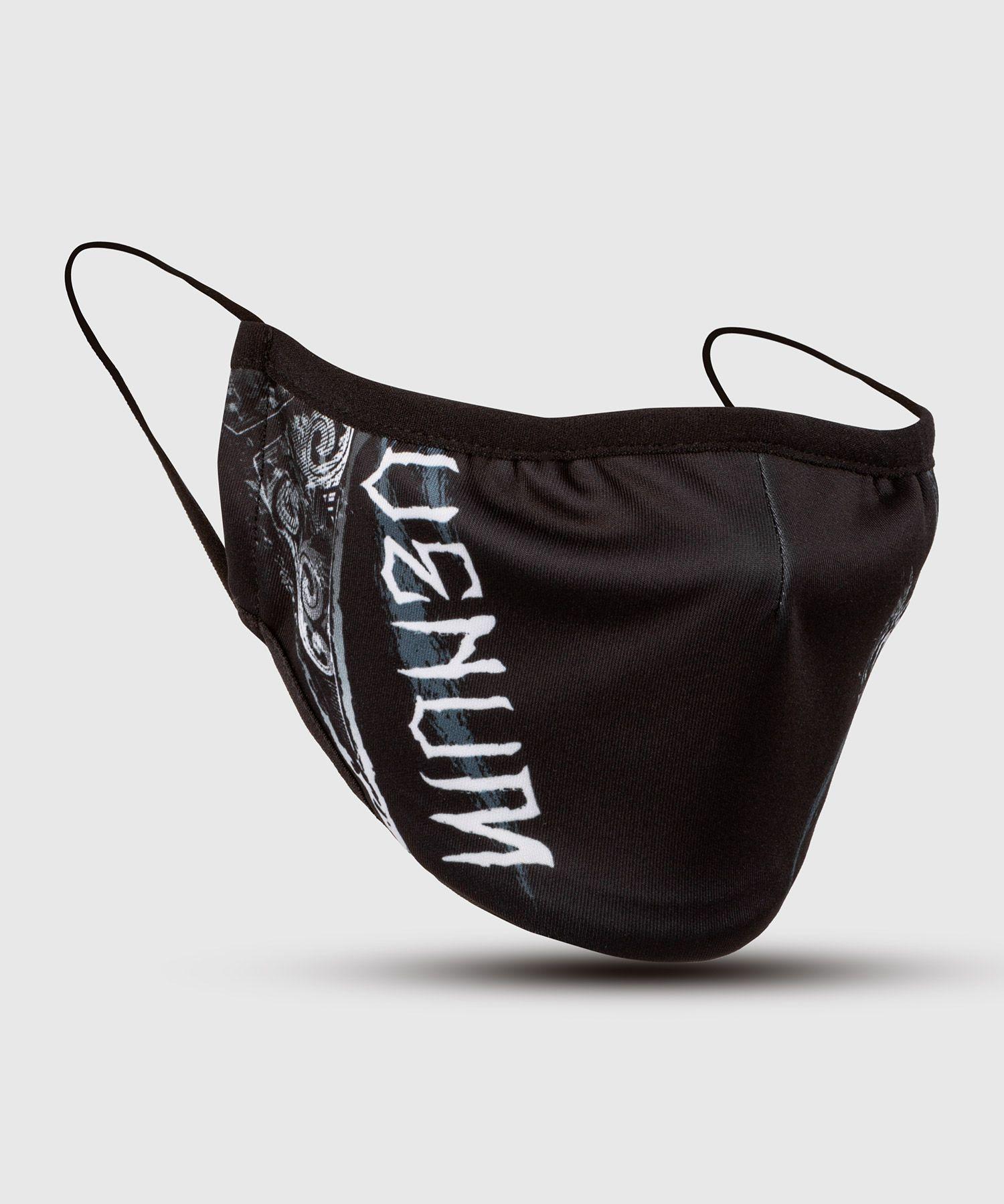 Защитная маска для лица Venum – Белый/Серый/Черный