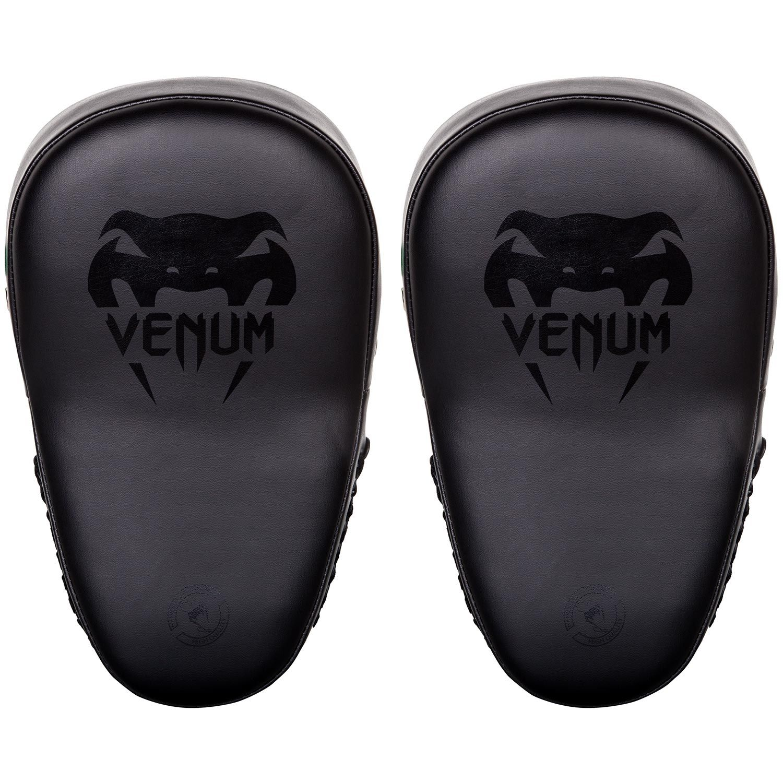 Тренерские лапы Venum Elite Big Focus Mitts  - Черный/Черный