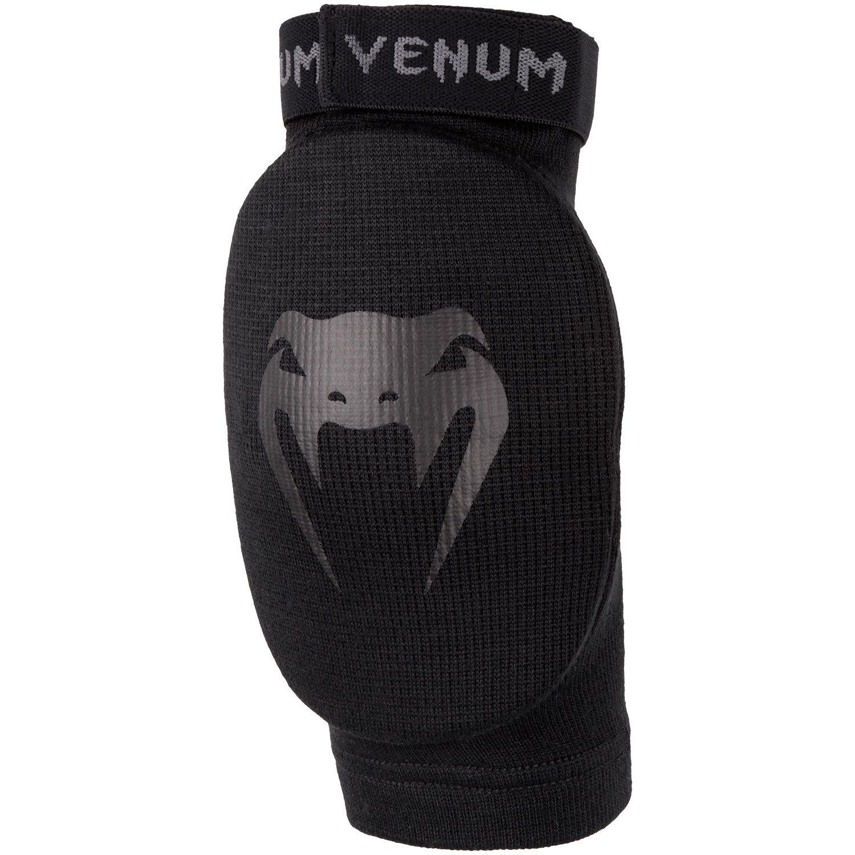 베넘 컨택트 팔꿈치 보호대 - 블랙/블랙